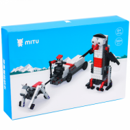 Конструктор Xiaomi MITU Smart Building Blocks Robot (300 деталей)